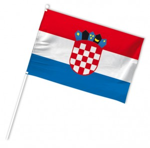 drapeau euro 2016 croatie