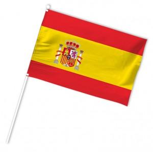 drapeau supporter euro 2016 espagne