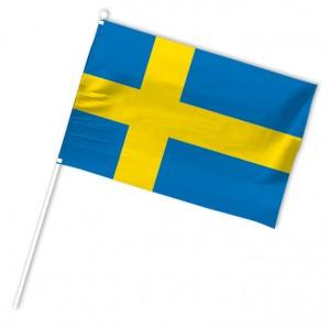 drapeau supporter euro 2016 suede
