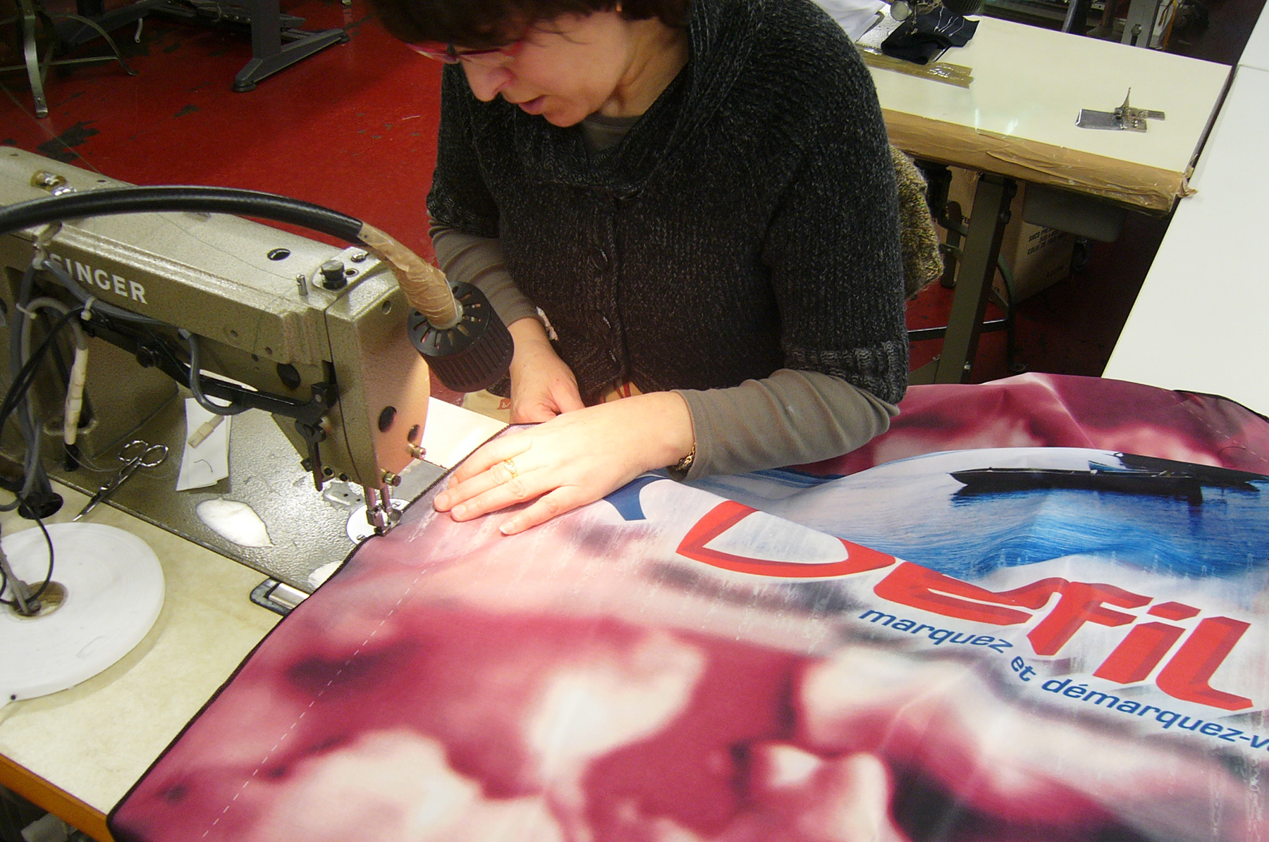 fabricant textile france