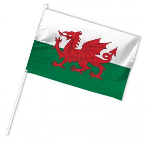 drapeau supporter euro 2016 pays de galles