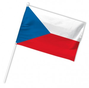 drapeau supporter euro 2016 republique tcheque