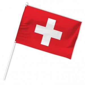 drapeau supporter euro 2016 suisse
