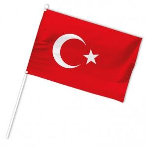 drapeau supporter euro 2016 turquie