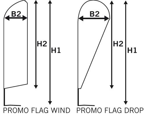 schema Kit Mini Beachflag