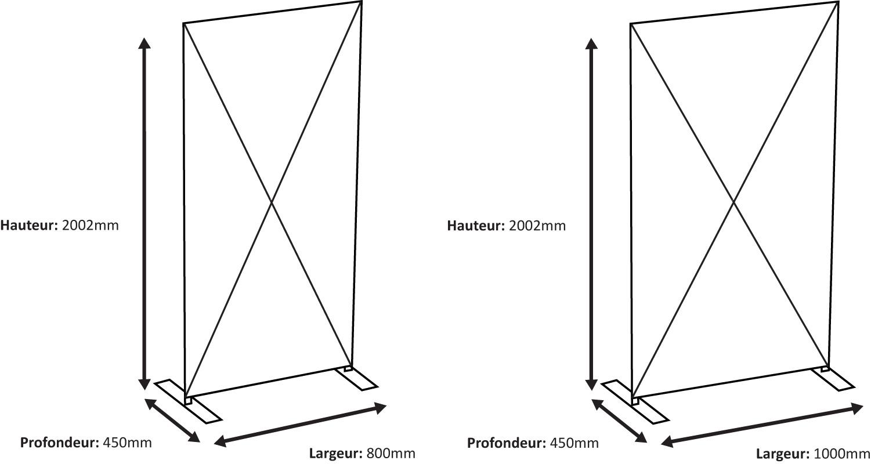 totem stretch dimensions