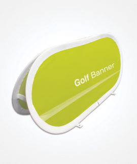 Banderole Golf Banner