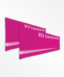 Kit banderole eco Edition 9
